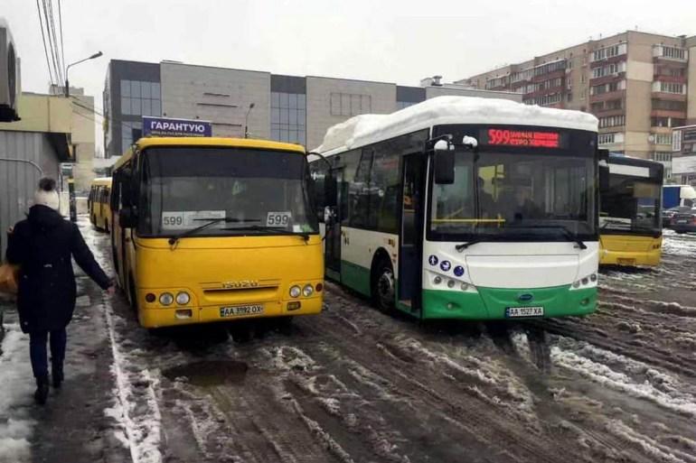 В Україні планують зробити весь громадський транспорт електричним до 2030 року