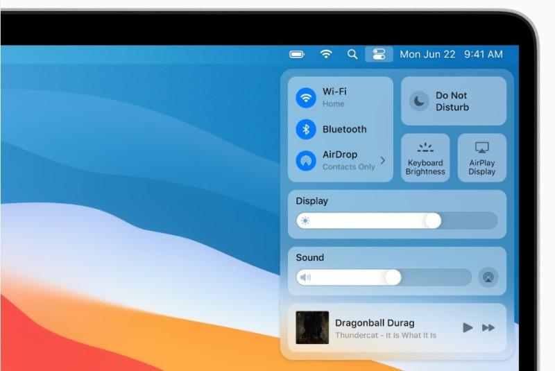 Apple випустила релізну версію macOS Big Sur: що нового?