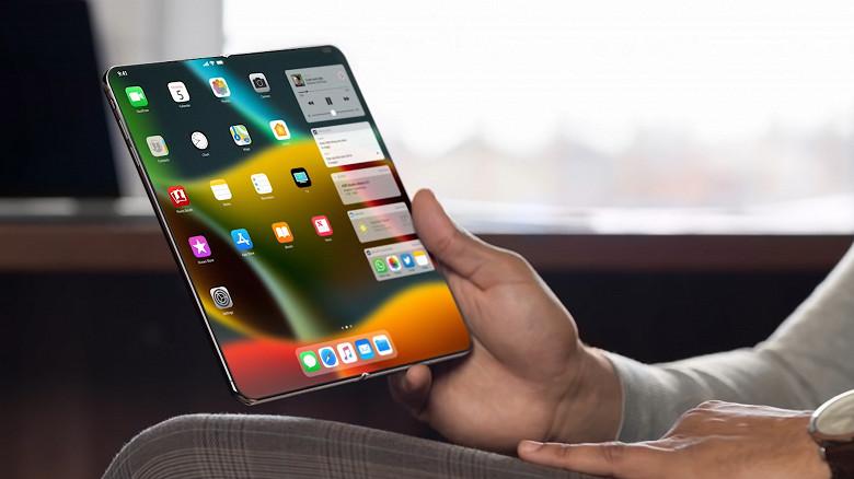 Apple працює над складаним iPhone: смартфон буде коштувати $1500 і поставить хрест на виробництві iPad Mini