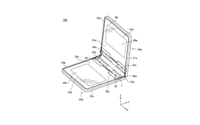 Huawei працює над смартфоном-розкладачкою з гнучким екраном