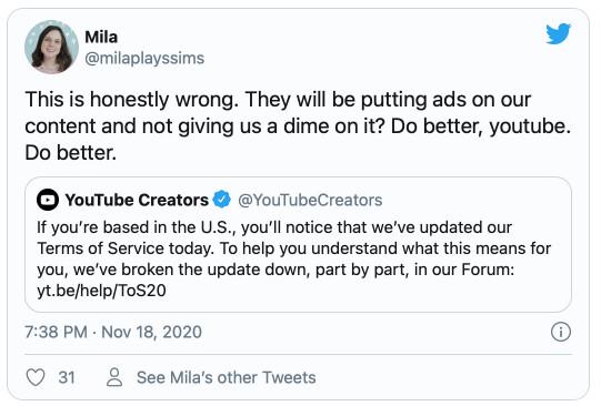 YouTube придумав новий спосіб заробітку на рекламі, який не сподобався блогерам