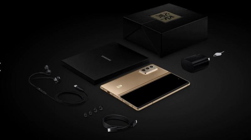 Samsung представила дорогущий складаний смартфон Galaxy W21 5G