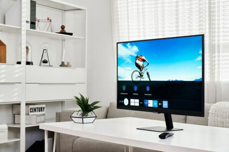 Samsung представила новий «розумний» монітор
