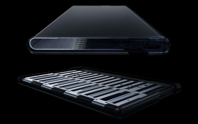 "Oppo X 2021 - смартфон с ""развёртывающим"" дисплеем представлен официально"