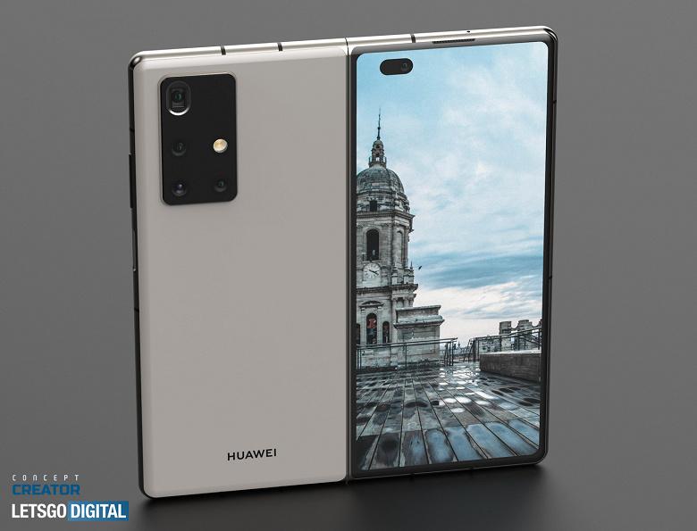 Найбільш технологічний і дорогий смартфон Huawei. З'явилися характеристики гнучкого Mate X2
