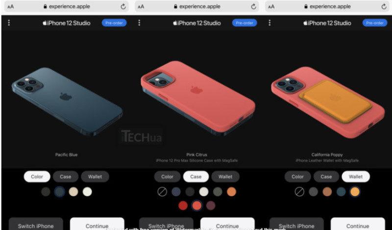 Apple запустила новий сервіс для iPhone 12