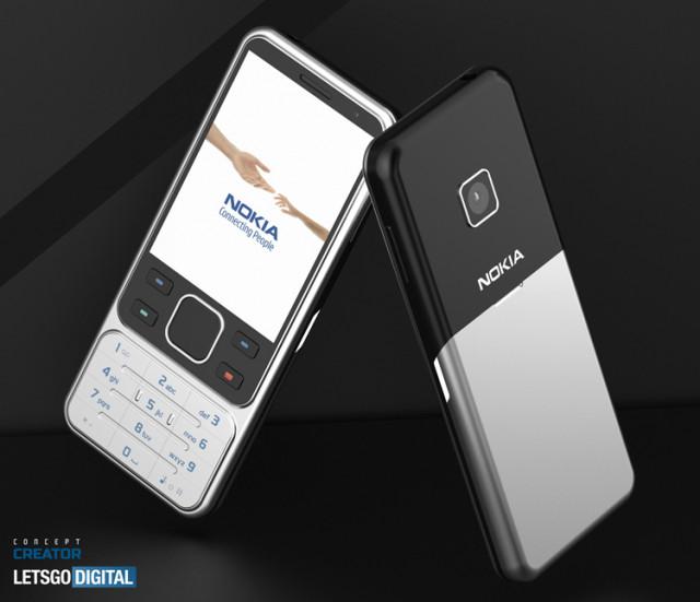 Розкрито дизайн Nokia 6300 і Nokia 8000 - шанувальники засмучені