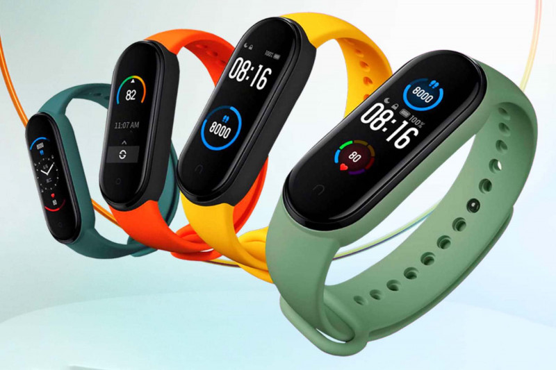 Xiaomi Mi Band 6 обзаведутся фишкой дорогих Apple Watch