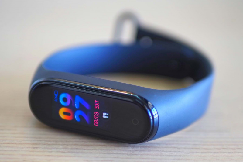Xiaomi Mi Band 6 оснастять функцією яка є в Apple Watch