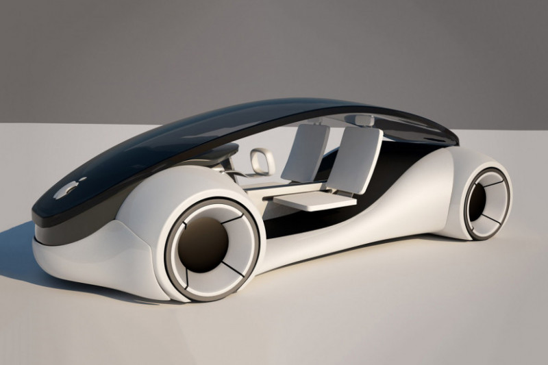 Apple розробляє електрокар, який повинен з'явитись вже у 2024 році