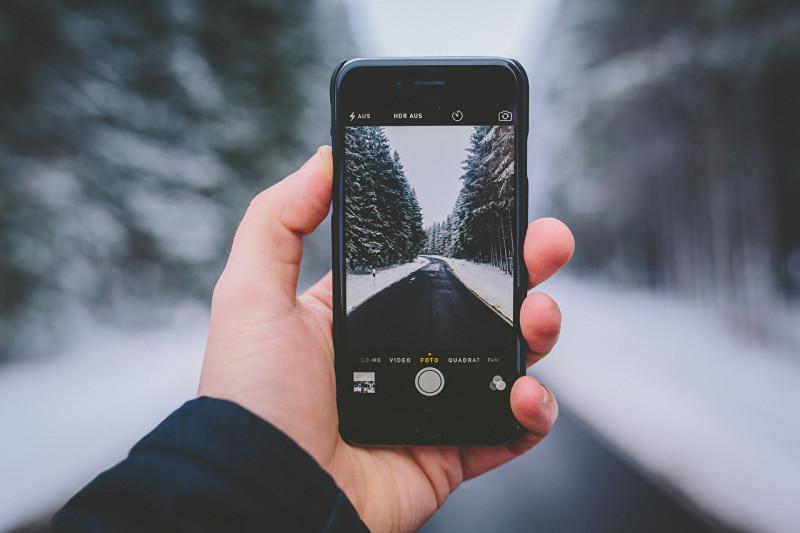 iPhone розряджається на морозі