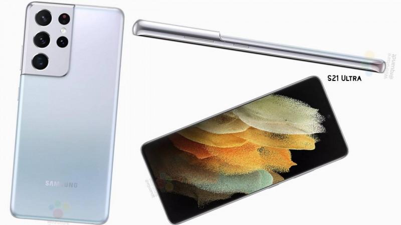 Стали відомі всі фішки майбутнього Samsung Galaxy S21 Ultra