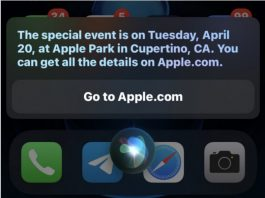 Siri розкрила плани Apple: дата анонсу нових iPad розкрита завчасно