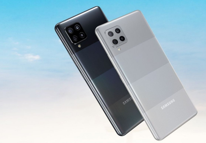Названі характеристики смартфона Samsung Galaxy F42 5G – Смартфони   iTechua